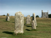 Hurlers Stone Circle