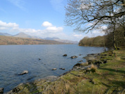 View towards Coniston Old Man