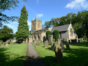 St Lawrence's Church, Eyam