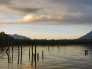 Sunset at Derwent Water