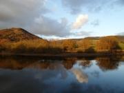 Bottoms Reservoir, Autumn