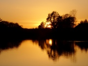 Macclesfield Forest, Sunset Reflections