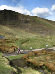 Mam Tor Mountain