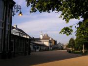 Buxton Pavillion Gardens