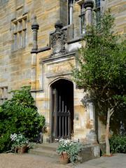 Entrance, Scotney Castle