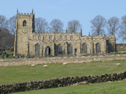 St. Nicolas Church, High Bradfield
