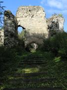 Wigmore Castle Gatehouse